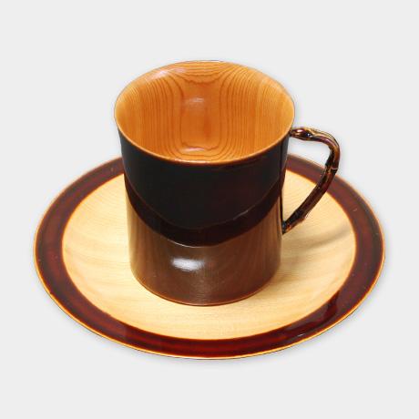 飛騨春慶塗 コーヒーカップ