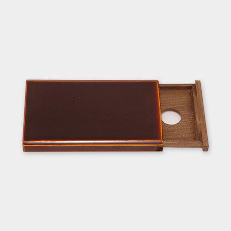 飛騨春慶塗 カードケース スライド式