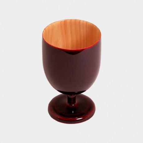 ワイングラス ミニ 紅