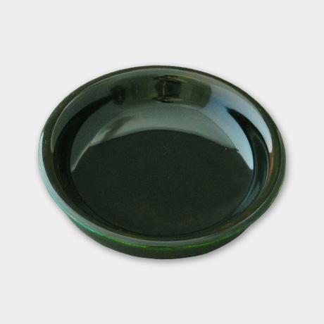 豆皿 大 緑