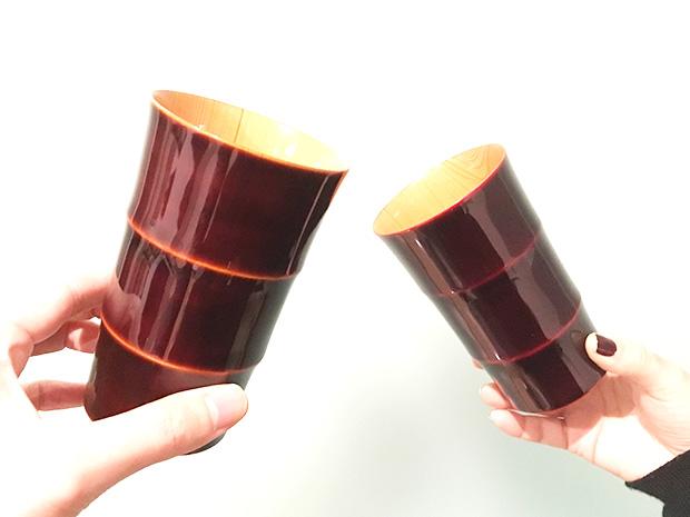 飛騨春慶塗 伝統工芸品 タンブラー C 2