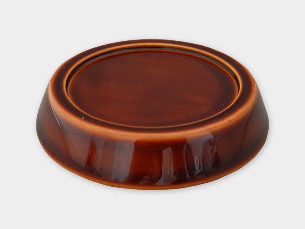 飛騨春慶塗 伝統工芸品 豆皿 小(深型) 2