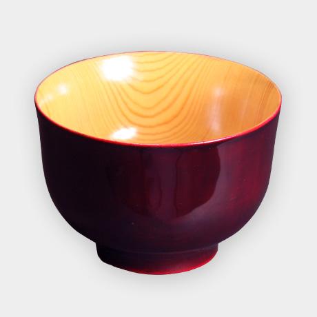 汁椀(お椀) 紅
