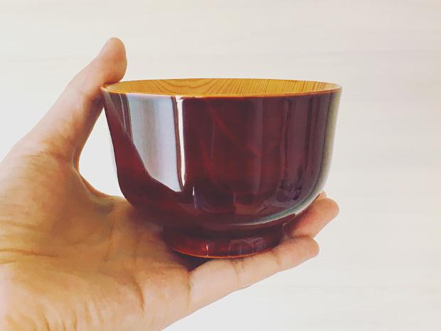飛騨春慶塗 伝統工芸品 汁椀(お椀) 2