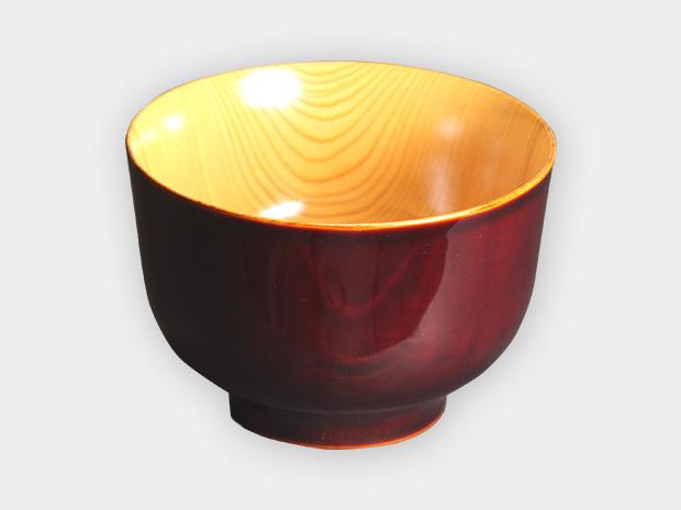 飛騨春慶塗 伝統工芸品 汁椀(お椀) 1
