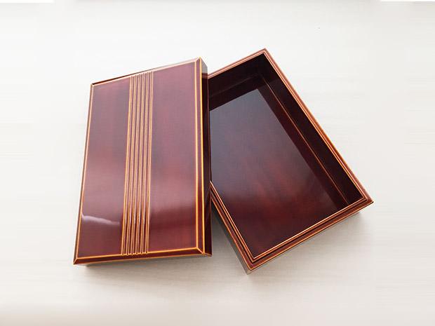 飛騨春慶塗 伝統工芸品 小箱 2