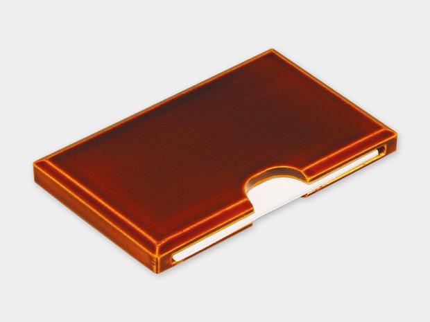 飛騨春慶塗 伝統工芸品 カード・名刺ケース 1