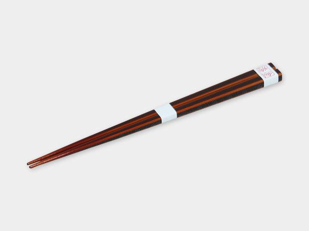 飛騨春慶塗 伝統工芸品 箸漆 中 1