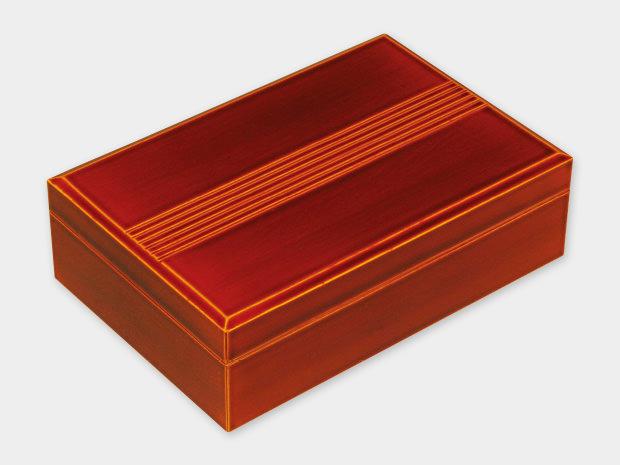 飛騨春慶塗 伝統工芸品 小箱 1