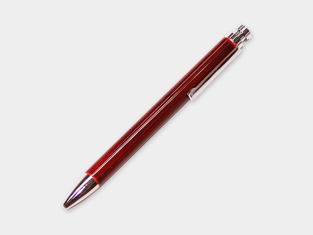 飛騨春慶塗 伝統工芸品 ボールペン 紅 1