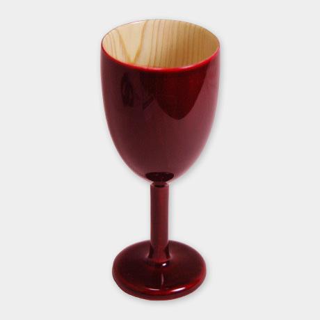 ワイングラス 紅