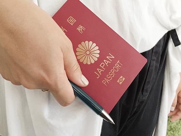 飛騨春慶塗 伝統工芸品 ボールペン 青 2