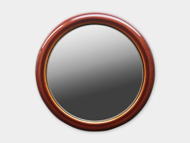 飛騨春慶塗 伝統工芸品 ミラー(鏡) 1