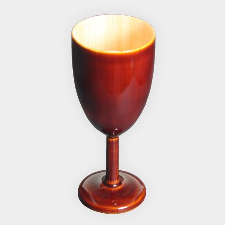 飛騨春慶塗 ワイングラス