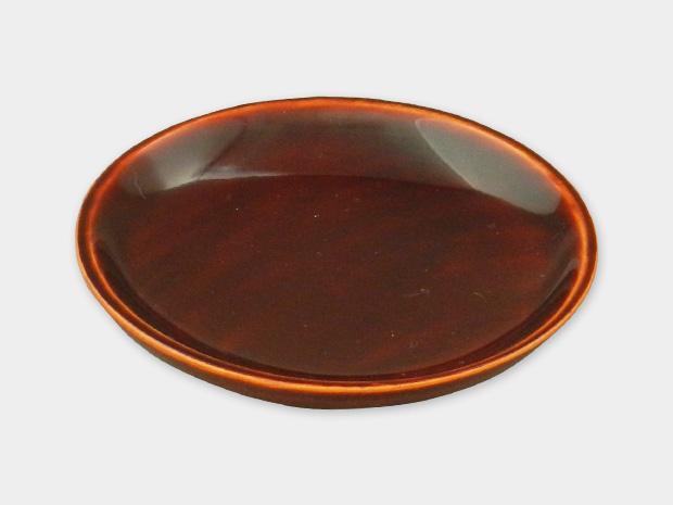 飛騨春慶塗 伝統工芸品 豆皿 小(椀型) 1