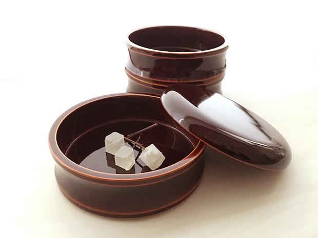 飛騨春慶塗 伝統工芸品 5寸丸三段重(重箱) 2