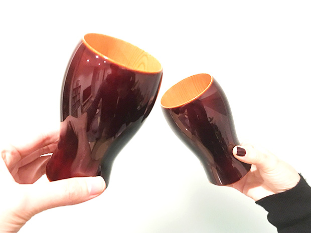 飛騨春慶塗 伝統工芸品 タンブラー B 2