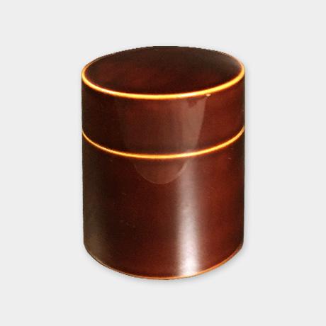 飛騨春慶塗 茶筒