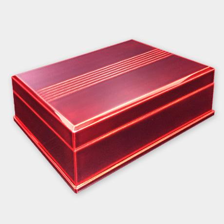 小箱 (2019) 紅 〈弁当箱・重箱可〉
